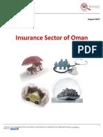 U Capital - Insurance Sector of Oman - English