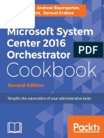 Microsoft System Center 2016 Cookbook.pdf