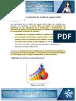 Seguimiento y Evaluación Del Modelo de Negocio Online 1
