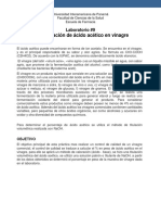 Lab 09 Análisis de Vinagre