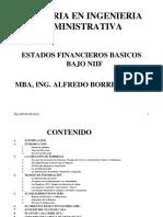 Estados Financieros Básicos NIIF 1