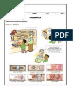 Atividade 5 - Sistema Monetário