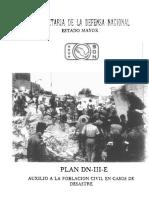 3-7 Plan Dn-III-e Auxilio a La Poblacion en Casos de Desastre