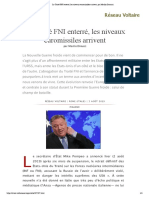 Le Traité FNI enterré, les niveaux euromissiles arrivent, par Manlio Dinucci