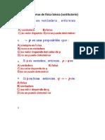 Problemas de Calculo Basico(Sustitutorio)