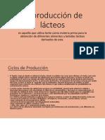 Geografía lacteos