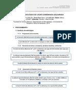 Análisis Microbiológico de Leche Condensada (Recuperado)