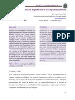 López, R. (2015). Pistas Para La Construcción de Problemas en Investigación Cualitativa