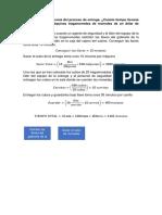 ASIGNACIÓN Nº14 Análisis de Proceso Estudio de Caso