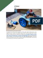 Robot Controlado Por Rf