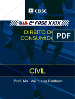 Direito Civil - Consumidor