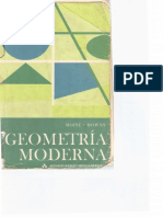 Geometria Moderna Moise.