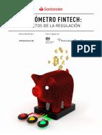 Termómetro Fintech - Los retos de la regulación