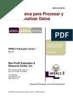 Practica para procesar y analizar datos
