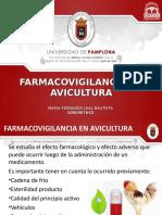 Farmacovigilacia en Avicultura
