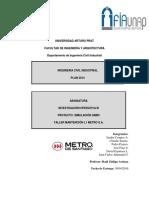 El Proyecto Simio Trenes (Final) (1)