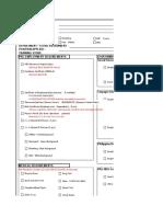 Preemp Checklist 2017