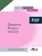 Boletim Pet 022016 Dermatite Atopica Caes