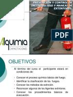 Presentación_Extintores