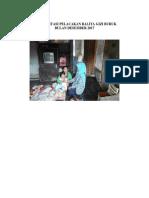 Dokumentasi Pelacakan Balita Gizi Buruk Cbg