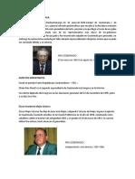 10 Presidentes de Guate