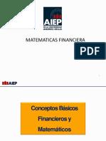 Concepto básico financieros