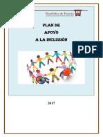 Modelo Plan de Inclusión Francisco Ochoa