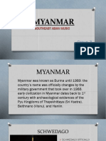 Music of Myanmar