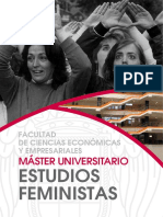 Fem in is Program a Master