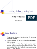 Dokter Profesional