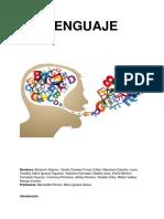 Informe Lenguaje neuro