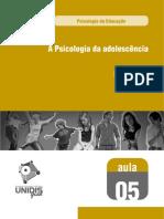 Psicologia Da Educação Volume 05