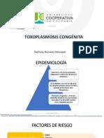 Toxoplasmosis Congenita
