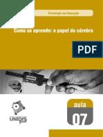 Psicologia da Educação Volume 07.pdf