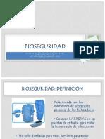 Bioseguridad San Pedro Claver