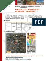 Reporte Complementario Nº 1626 - 04ago2019 - Deslizamiento en El Distrito de Huancarama - Apurímac (06)
