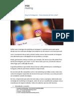 Estrategia de Marketing No Instagram