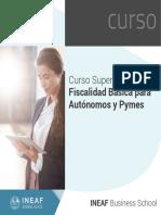 Curso Superior Fiscalidad Basica Autonomos Y Pymes