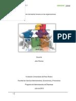 Actividad Evaluativa Eje 2 Modelos de Gestion