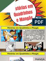 História Em Quadrinhos- Estudo- Eja
