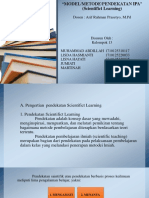 RPP PEND IPA KEL 13 SCIENTIFICK LEARNING.pptx
