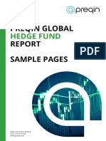 2018 Preqin Global Hedge Fund Report Sample Pages