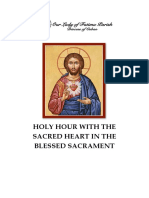 Holy Hour - Edited Version