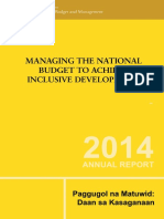 2014 Annual Report as of Oct 27