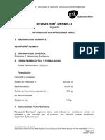 Neosporin Dermico