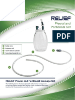 17 Brochure Relief en RGB Pleural Set