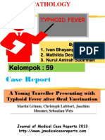 Typhoid Fever by 59.ppt