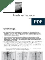 Pain Bone in Cancer
