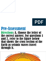 Grade 10 Pre- Assesment