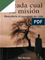 A Cada Cual Su Mision Jean Monbourquette